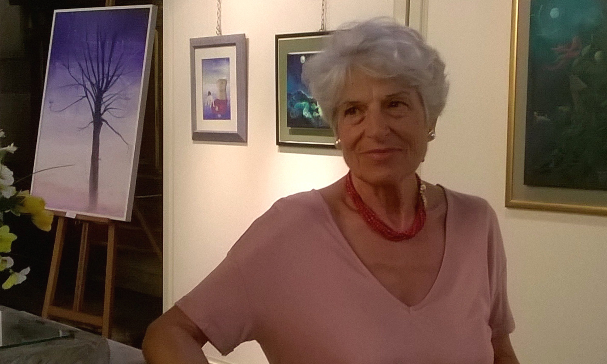 Laura Ballini Pittrice