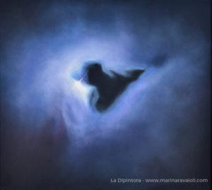 Marina Ravaioli - Nebulosa e Stella, insieme come a formare un cuore